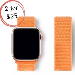 New Papaya Sport Loop Band for Apple iWatch